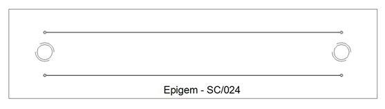 Straight Channel Chip – Epigem SC/024