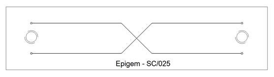 Simple Cross Chip – Epigem SC/025