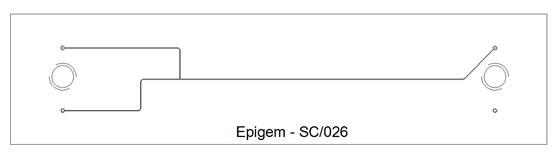 Side Entry Channel Chip – Epigem SC/026
