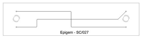 Reverse Cross Channel Chip – Epigem SC/027