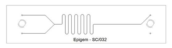 Y – Branch  Short Delay Chip – Epigem SC/032